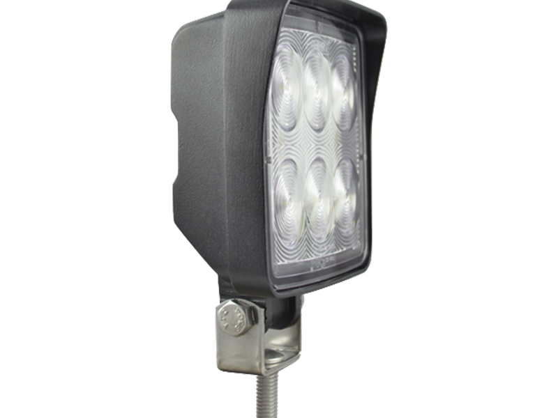 WERKLAMP LED 9-36V ALU FLOOD, IPX69K
