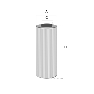 HF30196 Hydrauliek filter
