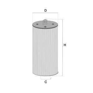 FF5769 brandstof filter