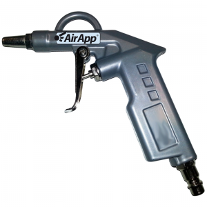 Blaaspistool Aluminium