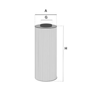 FF5259 brandstof filter